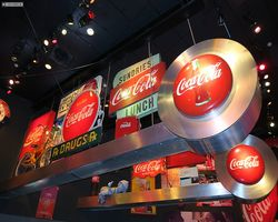Georgia - Atlanta - World of Coca-Cola