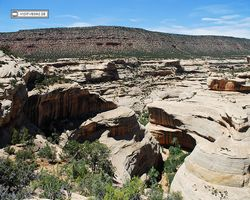 Utah - Natural Bridges National Monument